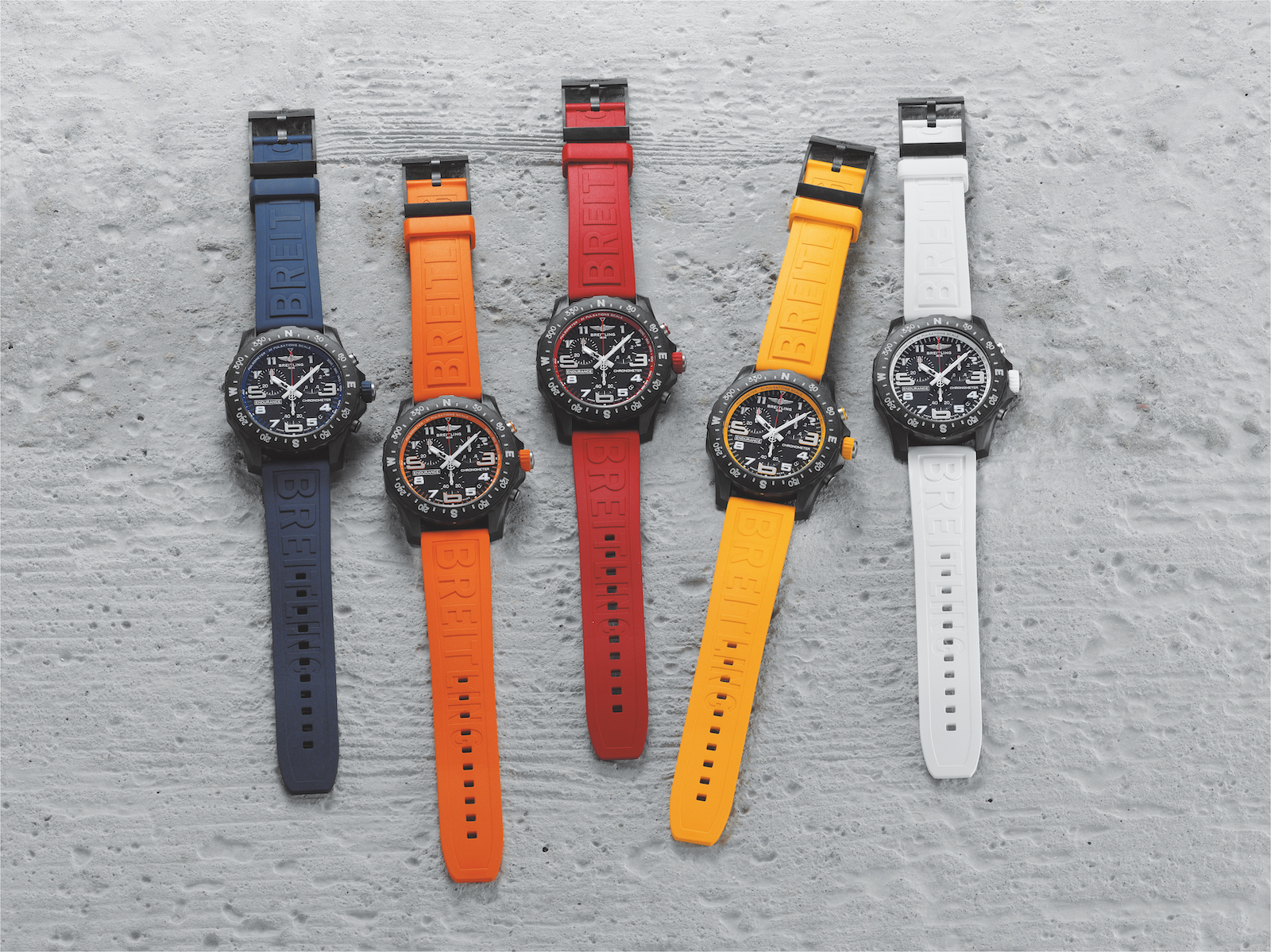 The Breitling Collection
