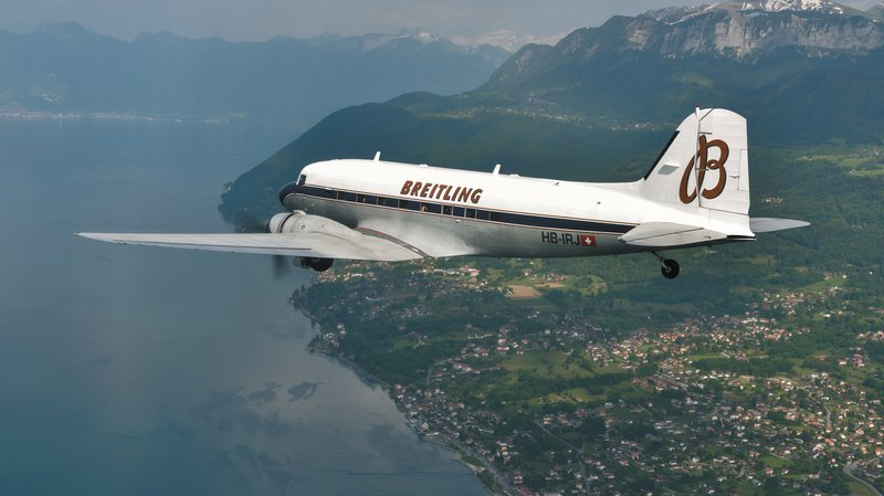 The Breitling&nbsp&#x3B;DC-3 kicks off its great world&nbsp&#x3B;tour
