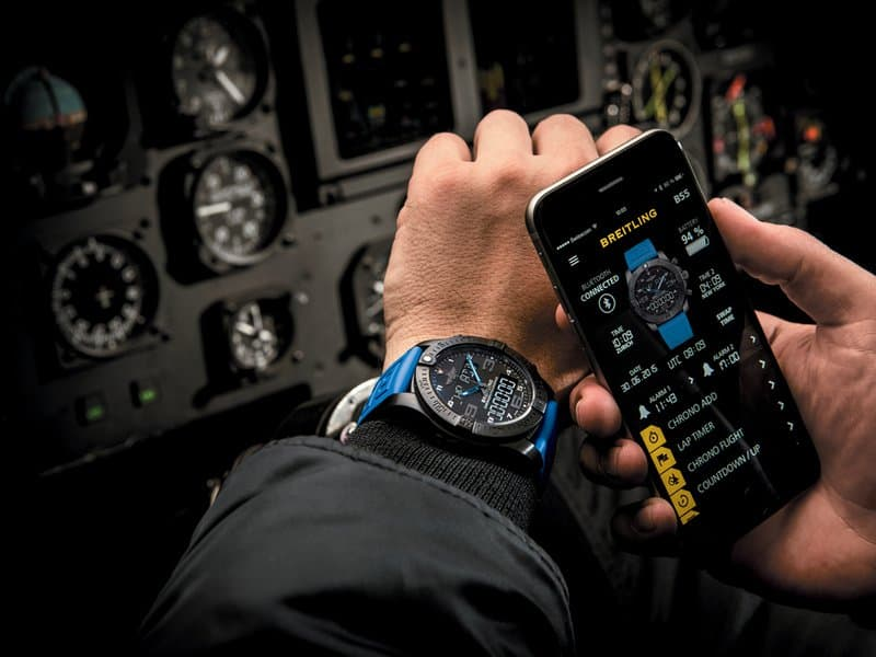 Breitling Prepares to Fly into the Future