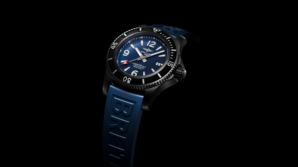 The New Breitling Superocean Collection