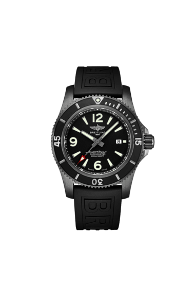 SUPEROCEAN AUTOMATIC 46 BLACKSTEEL - M17368B71B1S1