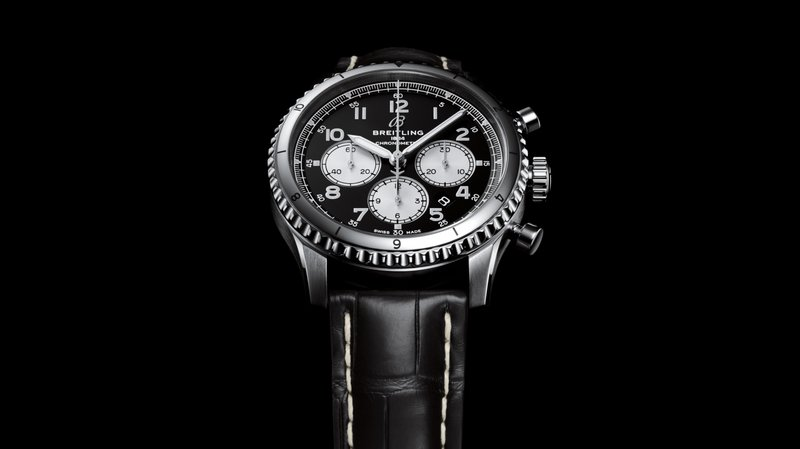 THE NEW NAVITIMER AVIATOR 8 SWISS LIMITED EDITIONS