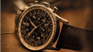 THE BREITLING NAVITIMER B03 RATTRAPANTE 45 BOUTIQUE EDITION