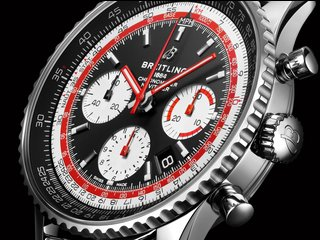 NAVITIMER 1 B01 CHRONOGRAPH 43 SWISSAIR EDITION