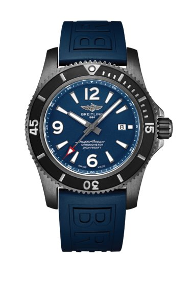 SUPEROCEAN AUTOMATIC 46 BLACKSTEEL - M17368D71C1S1